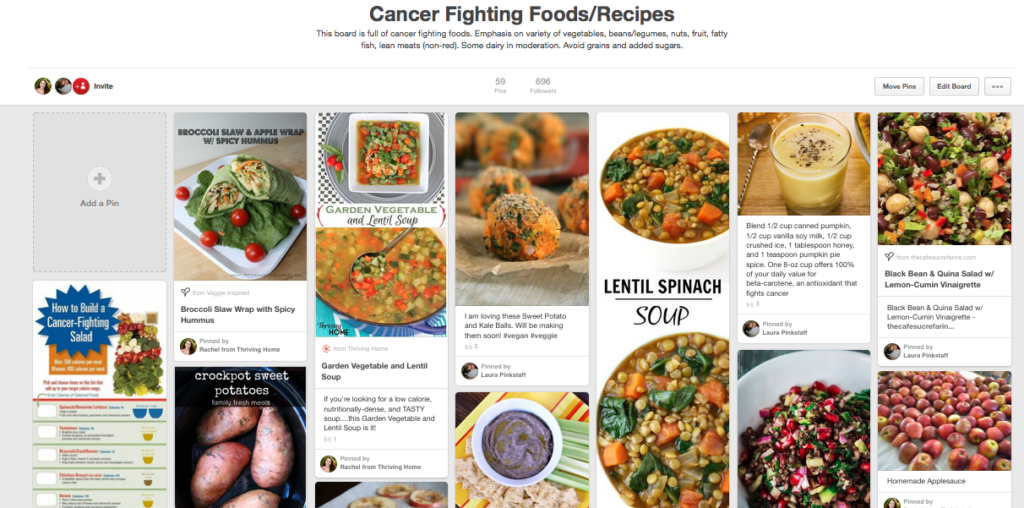 Cancer fighting soup recipe thriving home cancer fighting foods and soup forumfinder Choice Image