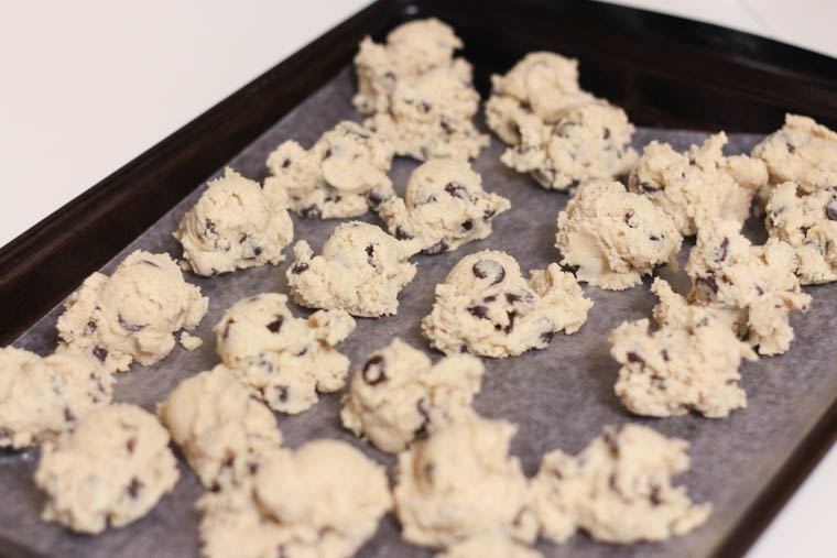 How to freeze and save cookie dough