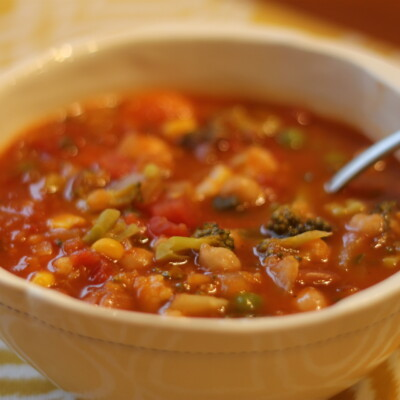 Cancer fighting soup recipe thriving home cancer fighting soup recipe forumfinder Image collections