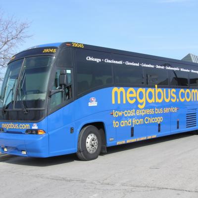 Megabus Adventures