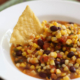 Freezable Roasted Corn Salsa Recipe--Freezer Friendly |Thriving Home