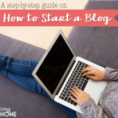 Blogging Basics: How to Start a Blog (+ A Special Bonus From Us if You Do!)