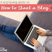 Blogging Basics: How to Start a Blog - A step-by-step beginner's guide to set up a blog.