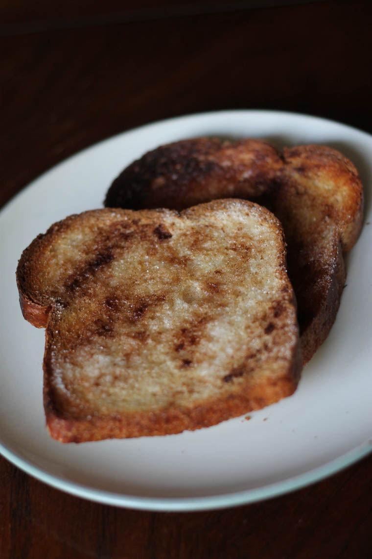 By Far, The BEST Way to Make Cinnamon Toast | Thriving Home