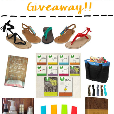 Favorite Summer Things Giveaway ($300+ Value!)