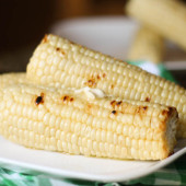 A Simple Trick for Grilling Corn on the Cob