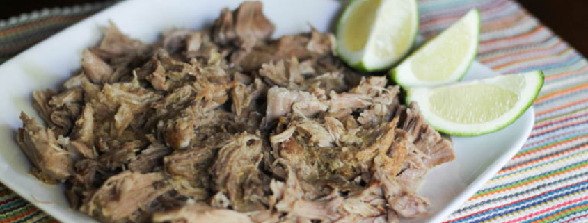 Great pulled pork recipe that is made in the dutch oven. Packed with flavor and makes a ton!