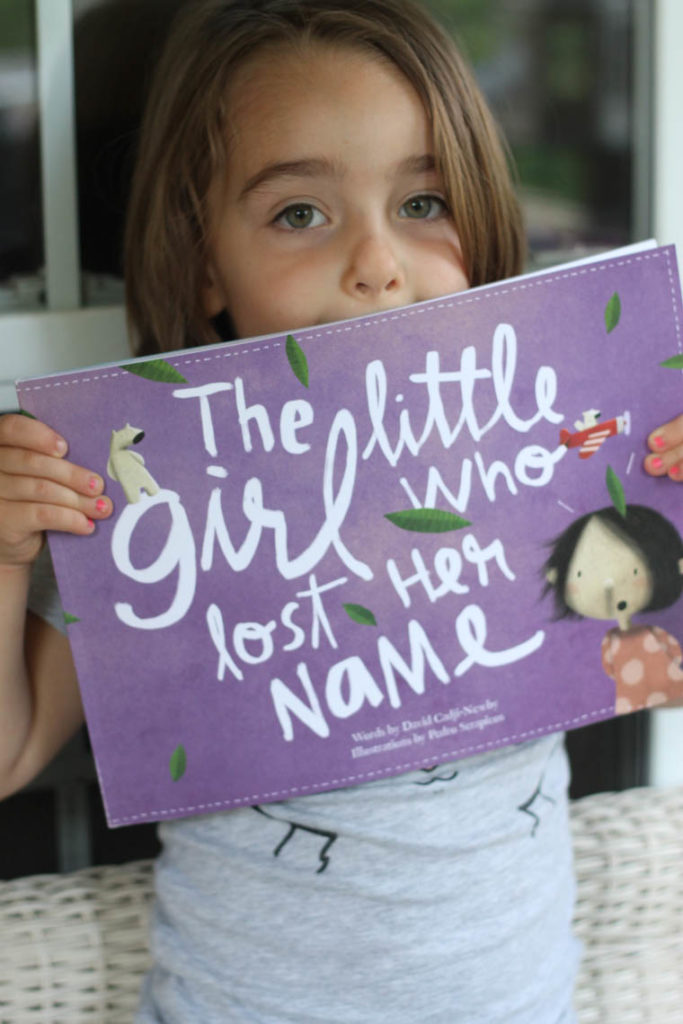Personalized book that is perfect for 2-6 year olds. Great gift idea!
