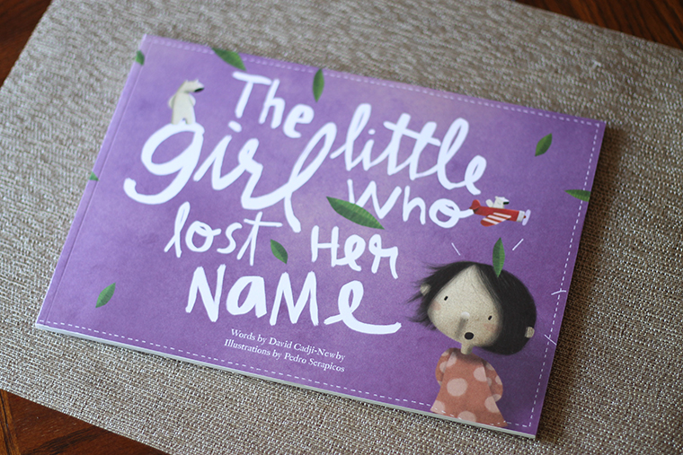 Personalize book that is perfect for 2-6 year olds. Great gift idea!