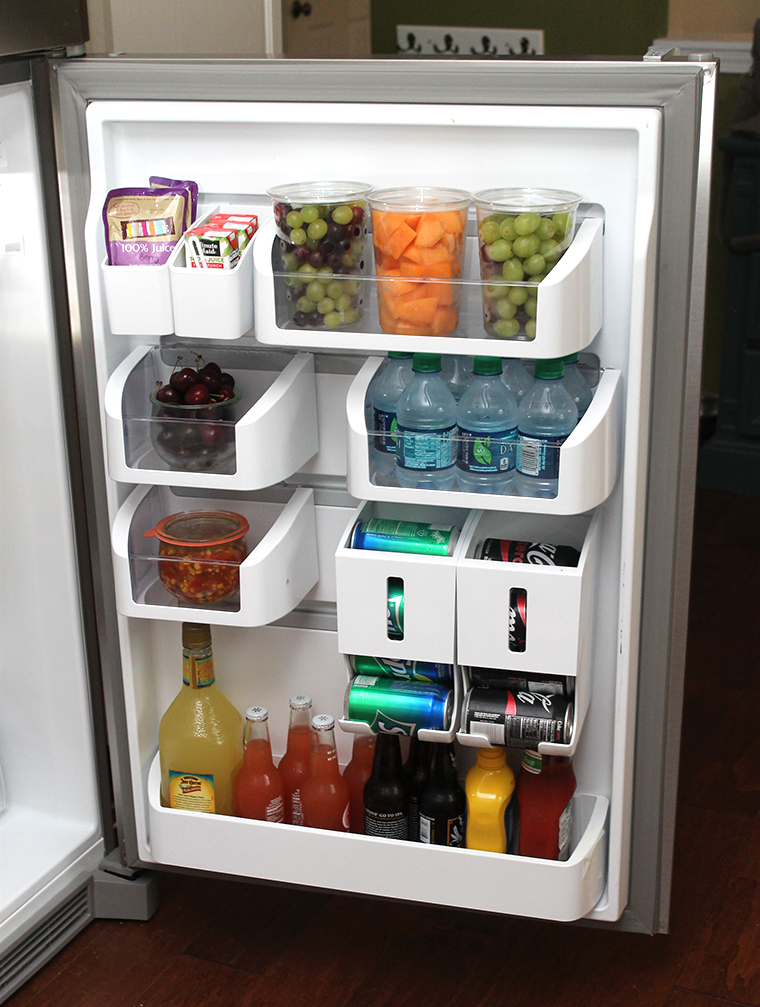 Organzied Fridge