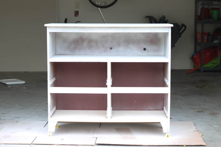 Repurposed Changing Table--How to paint furniture_-5
