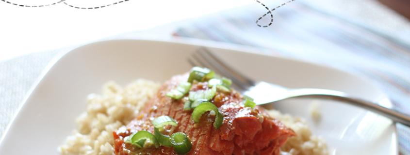 Freezer Friendly Sweet and Savory Salmon Recipe