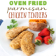 Oven Fried Parmesan Chicken Tenders