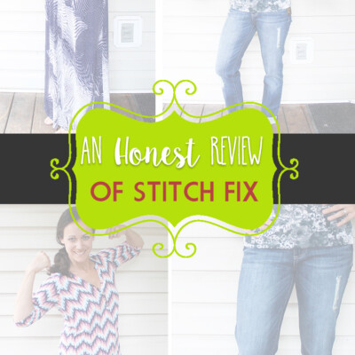 An Honest Review of Stitch Fix