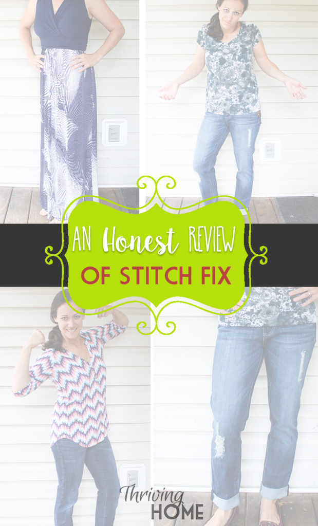 An honest review of Stitch Fix. Follow one person's journey on signing up for Stitch Fix all the way to sending clothes back. She even tells you how much each item is (which a lot of reviews leave out!) #StitchFix