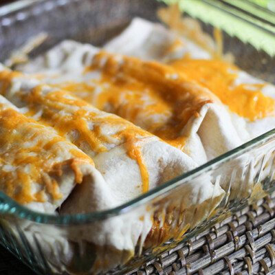 Baked Chicken Fajitas {Freezer Meal}