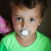 Pacifier, Be Gone!
