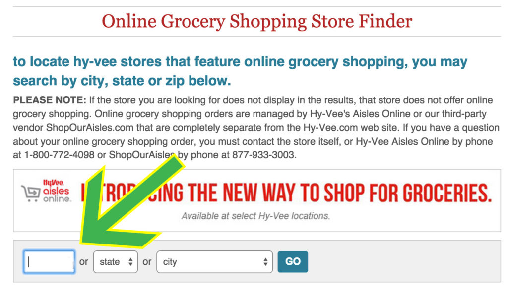 Shop for groceries with HyVee Aisles Online. Find out how I not only save tons of time but lots of money too!