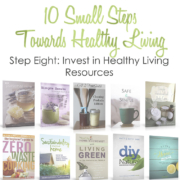 Invest in healthy living resources