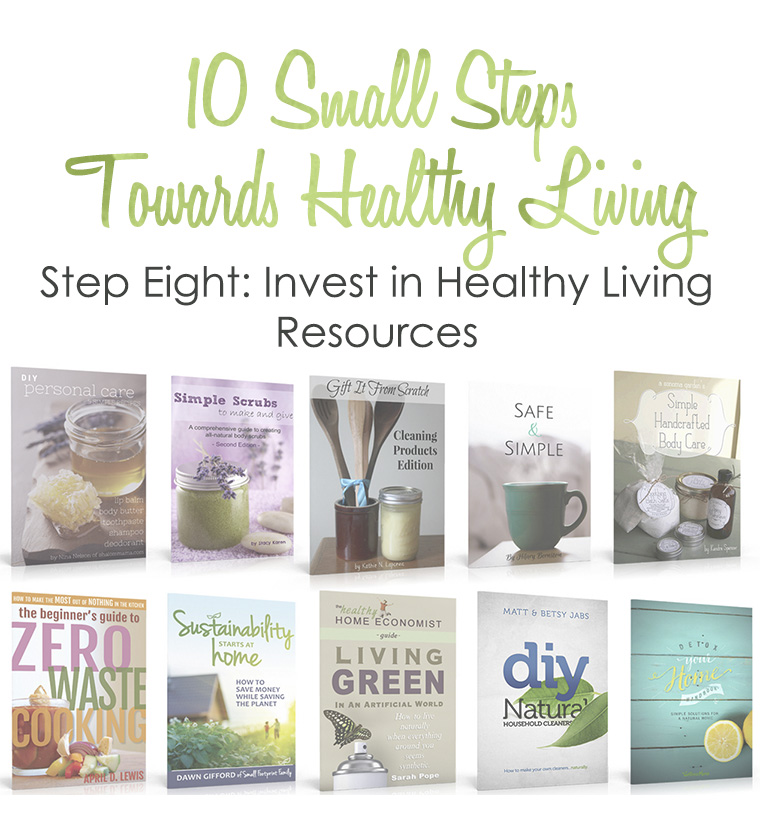 With great resources on hand, healthy living doesn't have to be so hard. Take a small step and stock up on these fabulous healthy living resources so consult in the future.