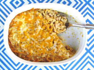 The Easiest Baked Mac and Cheese