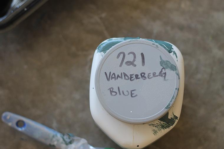 Vanderburg blue
