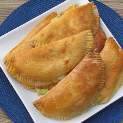 Whole Wheat Calzones