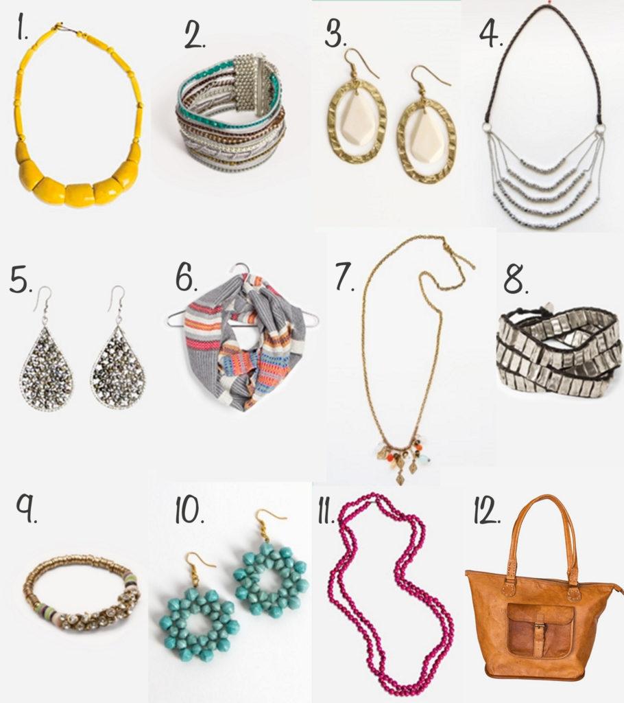 Noonday Jewelry I love