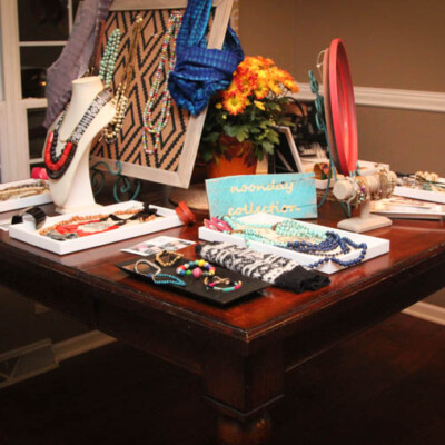 About the Noonday Collection & Why I Hosted a Trunk Show