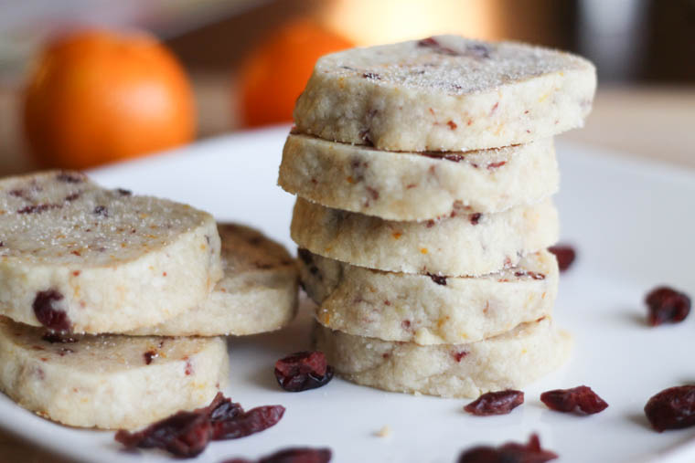 This cranberry-orange shortbread cookie is nothing short of delicious. Take the buttery-goodness of a classic shortbread and infuse it with fresh orange zest and cranberries. The result: an crowd-pleasing, unforgettable cookie!   Thriving Home