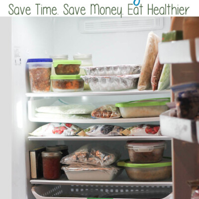 Start a Freezer Club:  Eat Healthier While Saving Time and Money