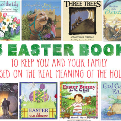 15 Meaningful Easter Books