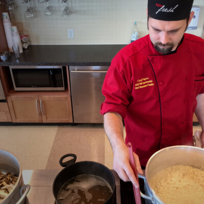 Did You Know You Have a Personal Chef at Hy-Vee? (Not Kidding.)