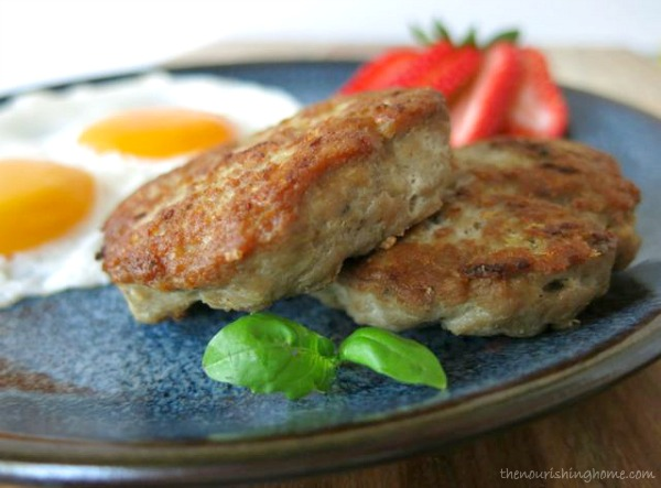 Spicy-Turkey-Breakfast-Sausage