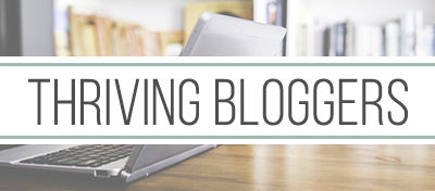 Join Our Thriving Bloggers Group