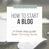 Thinking About Starting a Blog? Now is the Time!