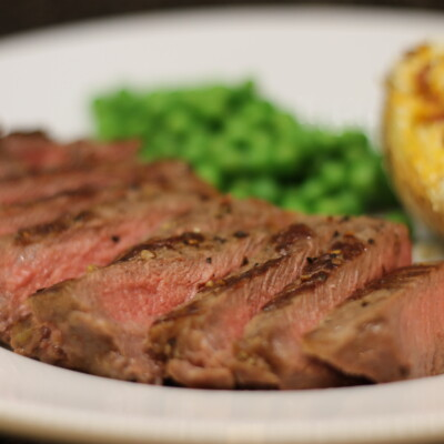 How to Make the Perfect Pan-Seared Steak