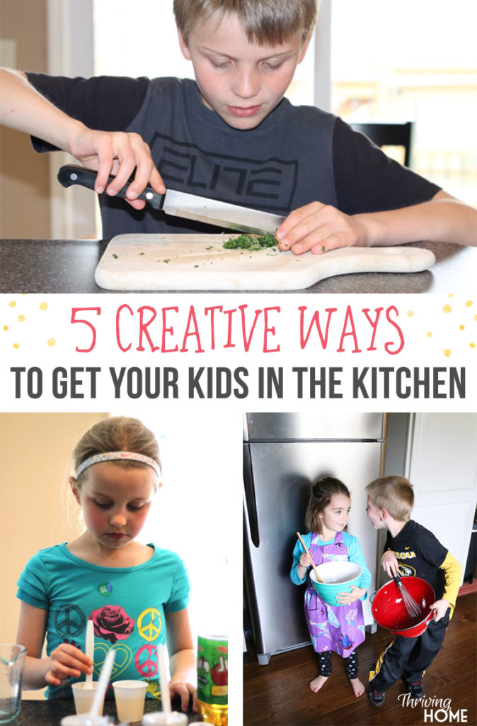 Cooking with your kids doesn't have to be complicated, but it should be fun! Here are 5 creative ideas to try this summer. You will be amazed at the benefits to your family and relationship with your kids!