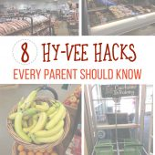 8 Hy-Vee Hacks Every Parent Should Know
