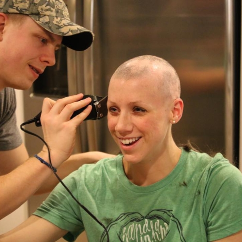 Laura started losing her hair in high school and has lived most of her college and 20 somethings years as a bald woman in a culture that worships beauty. Her story is incredibly encouraging! Read on and share with others!