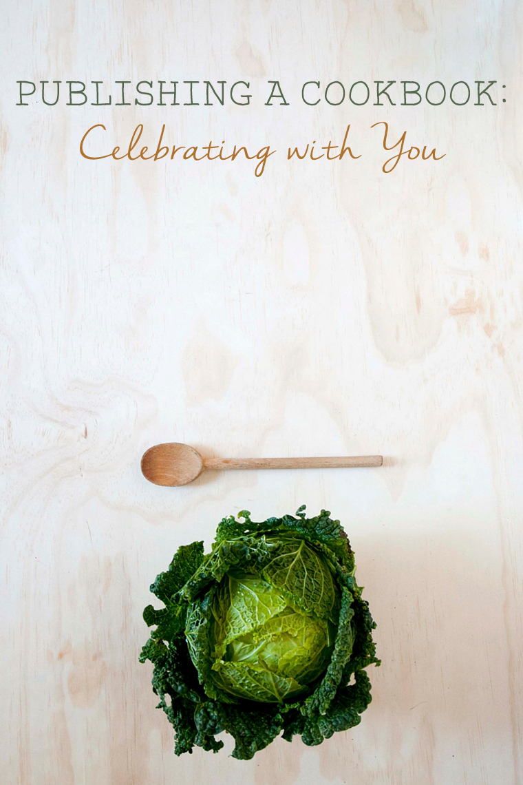 Publishing a Cookbook