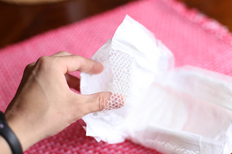 A simple DIY trick to help with postpartum delivery soreness. So simple and SO helpful.