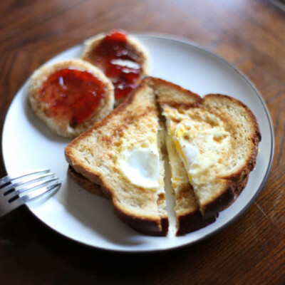 Egg-in-a-Hole: A Classic Breakfast Idea