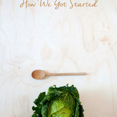 Publishing a Cookbook: The VERY Beginning Steps