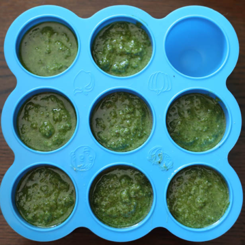 How to Freeze Fresh Pesto