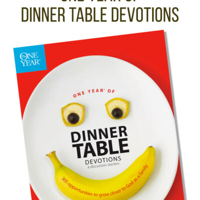 "Book Review of ""One Year of Dinner Table Devotions"""