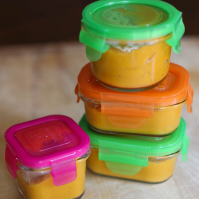 Making Baby Food in Bulk: Save Time & Money