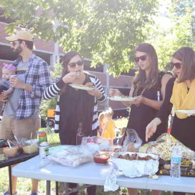 Tailgating Made Easy with Hy-Vee