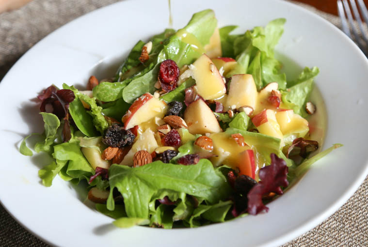 Dijon salad dressing