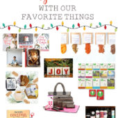 Favorite Things Christmas Giveaway (Our BIGGEST Giveaway Yet!) {EXPIRED}